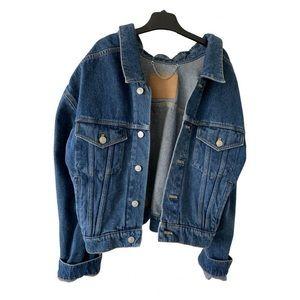 Balenciaga Jean jacket size 36
